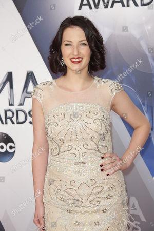 Editorial picture of 49th Annual CMA Awards, Nashville, America - 04 Nov 2015
