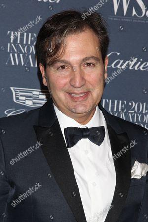 Anthony Cenname, WSJ Magazine Publisher