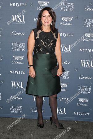 Mercedes Abramo, Cartier President and CEO
