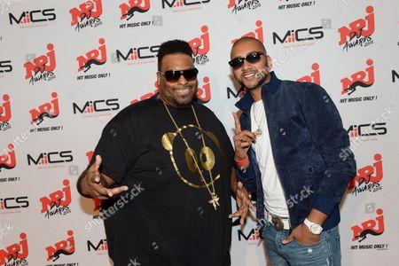 Big Ali and DJ Assad