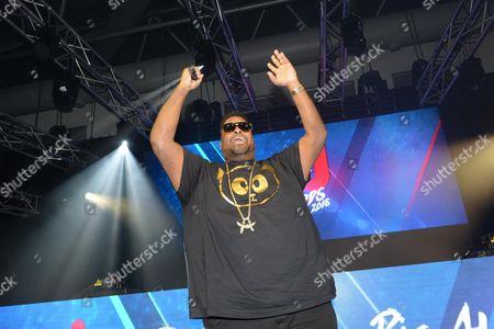 Stock Image of Big Ali