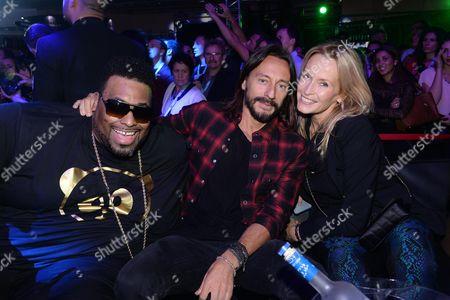Editorial picture of NRJ DJ Awards, Monaco, France - 04 Nov 2015