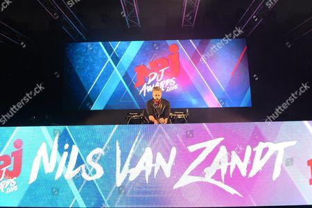 Stock Picture of Nils Van Zandt