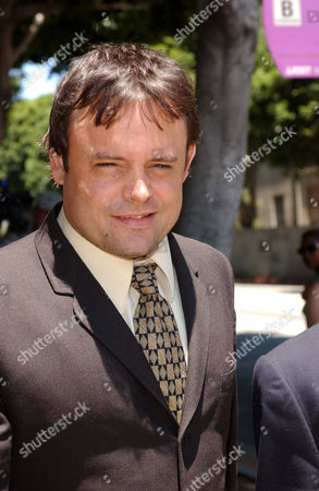 Photographer John Rutter, who has been accused of fraud and extortion by actress Cameron Diaz, after he allegedly tried to sell photographs he took of her before she was famous where she posed topless.