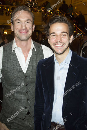 Dr Christian Jessen and Joseph Timms