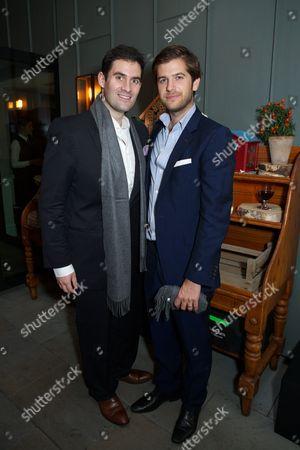 Zafar Rushdie and Jack Freud