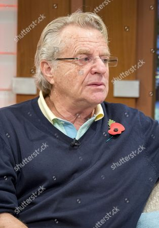 Stock Picture of Jerry Springer