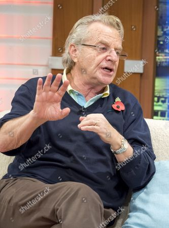 Editorial picture of 'Good Morning Britain' TV Programme, London, Britain - 06 Nov 2015