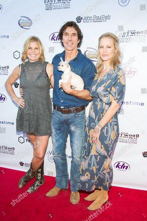 Mariel Hemingway, Bobby Williams, Alison Eastwood