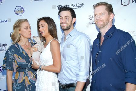 Stock Picture of Alison Eastwood, Katie Cleary, Matt Raimo, Stacy Poitras