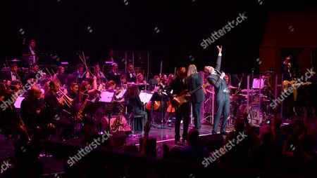Editorial photo of ABC concert with The Southbank Sinfonia Orchestra, The Royal Concert Hall, Glasgow, Scotland, Britain - 05 Nov 2015