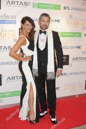 Editorial photo of MyFaceMyBody Awards, Intercontinental Hotel, London, Britain - 07 Nov 2015