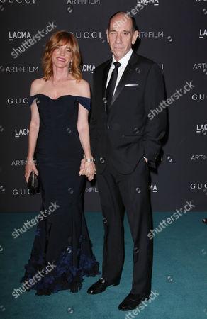 Editorial image of LACMA Art and Film Gala, Los Angeles, America - 07 Nov 2015