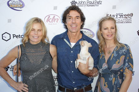 Alison Eastwood with Mariel Hemingway and Bobby Williams