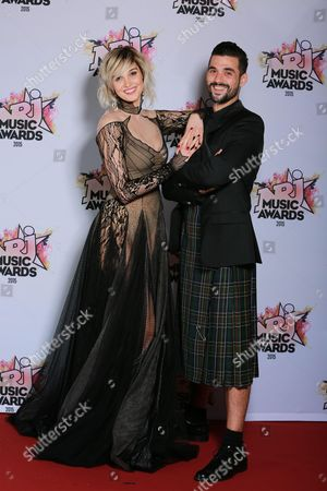 Camille Lou and Florent Mothe