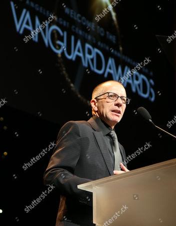 Editorial photo of LGBT Center's Gala Vanguard Awards, Show, Los Angeles, America - 07 Nov 2015
