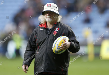 Laurie Fisher of Gloucester during the Aviva Premiership match between Wasps and Gloucester played at the Ricoh Arena, Coventry, on November 8th 2015