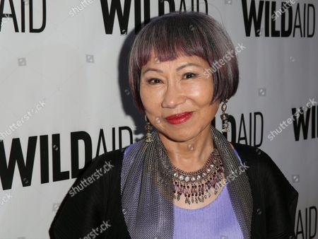 Editorial picture of WildAid event, Los Angeles, America - 07 Nov 2015
