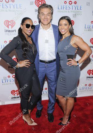 Ashanti, Dr. Oz, Jeanette Jenkins