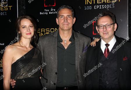 Amy Acker, Jim Caviezel, Michael Emerson,
