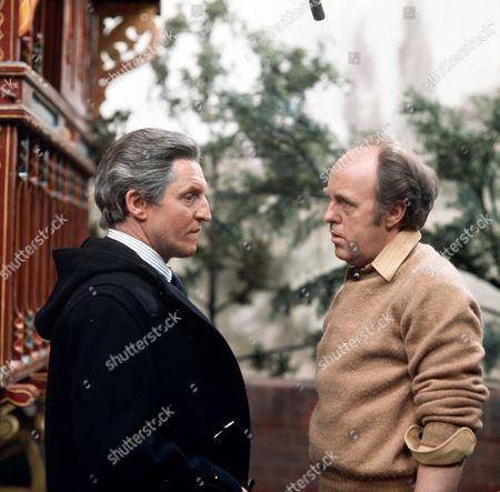 Denis Quilley and Derek Benfield