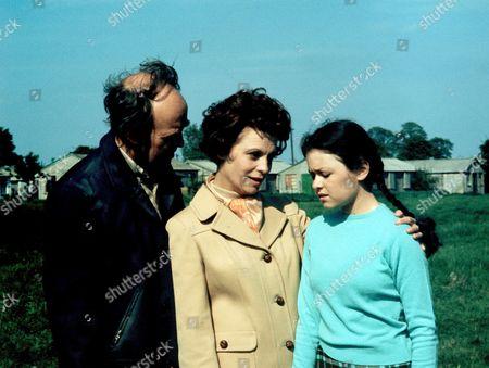 Derek Benfield, Iris Russell and Cheryl Burfield