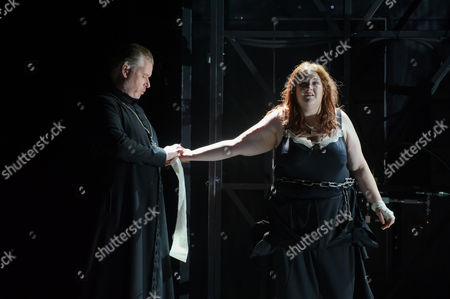James Creswell (Father Superior), Tamara Wilson (Leonora).