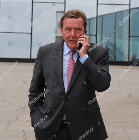 Gerhard Schroeder at OMV Talk