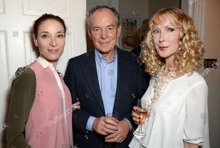 Editorial photo of Princess Michael of Kent 'Quicksilver' book launch, London, Britain - 09 Nov 2015