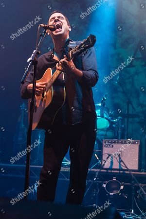 Editorial picture of Gabriel Rios in concert at the Roundhouse, London, Britain - 09 Nov 2015