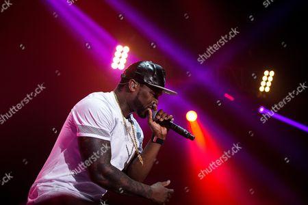 50 Cent (Curtis James Jackson III)