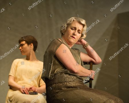 Emerald O'Hanrahan (Lucy Davenport), Sylvestra Le Touzel (Frances Trebell). Directed by Roger Michell