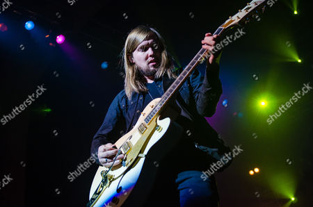 Band of Skulls.  Russell Marsden