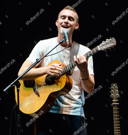 Editorial image of Ryan Keen in concert at The Royal Albert Hall in London, Britain - 08 May 2013
