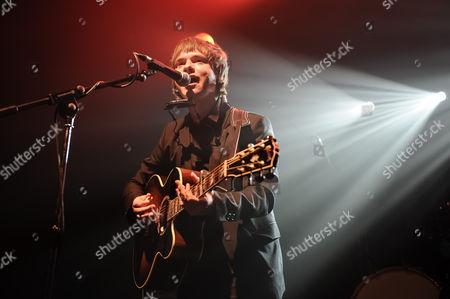 John Lennon McCullagh - support act.  John Lennon McCullagh