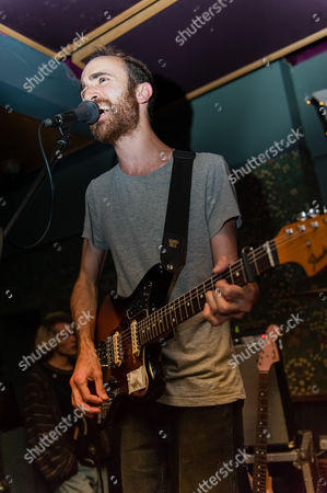 Editorial image of Yuck in concert at The Macbeth in London, Britain - 17 Sep 2013
