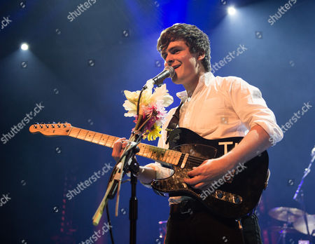 Stock Picture of Thomas J Speight - support act.  Thomas J Speight