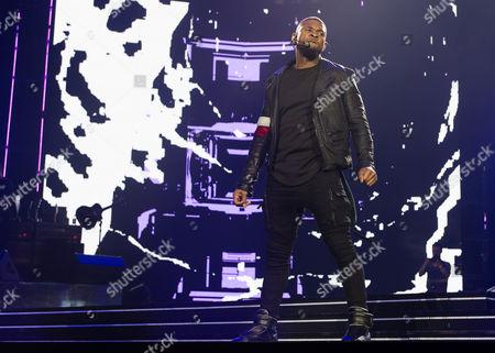 Usher.  Usher Terry Raymond IV