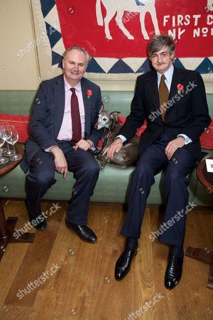 William Cash and Robin Birley