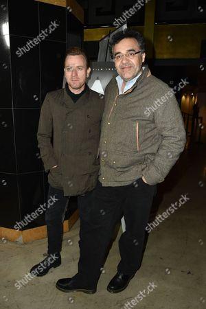 Ewan McGregor and Rodrigo Garcia