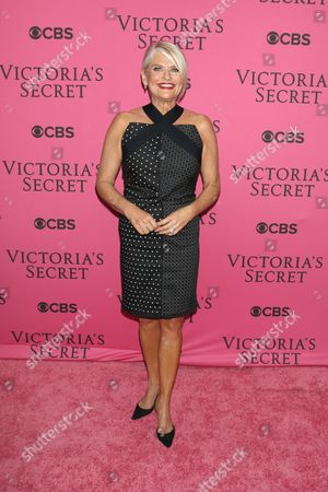 Sharen Jester Turney, President and CEO of Victoria's Secret