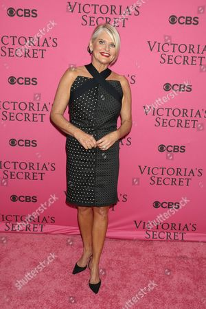 Stock Photo of Sharen Jester Turney, President and CEO of Victoria's Secret