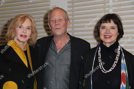 Editorial picture of 'Ingrid Bergman: In Her Own Words' film screening, New York, America - 10 Nov 2015