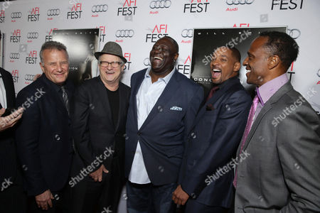 Paul Reiser, Albert Brooks, Leonard Marshall, Will Smith, Willie Gault