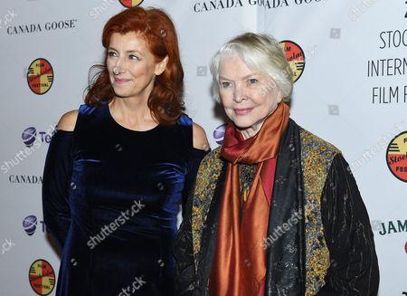 Editorial picture of Stockholm International Film Festival, Sweden - 10 Nov 2015