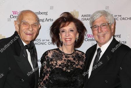Murray Pepper, Vicki Reynolds, Julian Gold