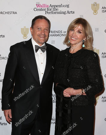 Mark Weaver and Carole Black