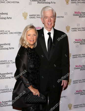 Gray Davis and wife Sharon Ryer Davis