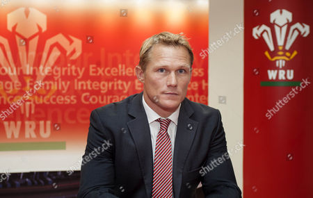 Josh Lewsey is announced as Head of Rugby for Wales