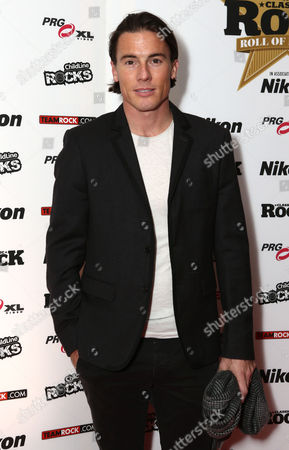 Stock Picture of James Toseland